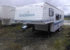 1995 COACHMEN TRAVEL TRAILER - 1TC3B017XS3000418 Right View