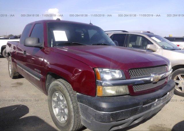 Inventory #387626748 2005 Chevrolet SILVERADO