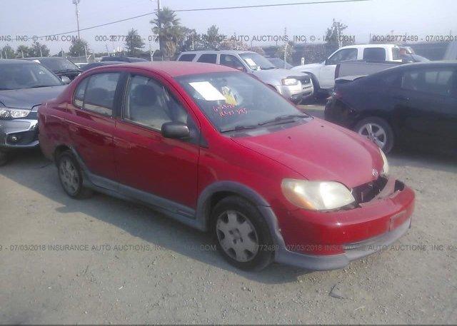 Inventory #821227871 2001 Toyota ECHO