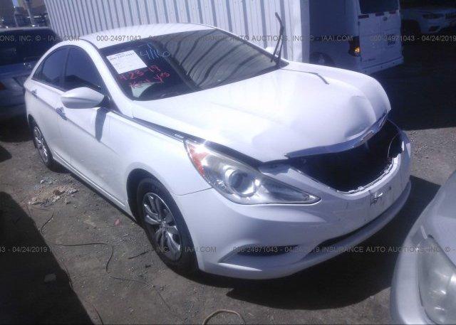 Inventory #883285897 2013 Hyundai SONATA