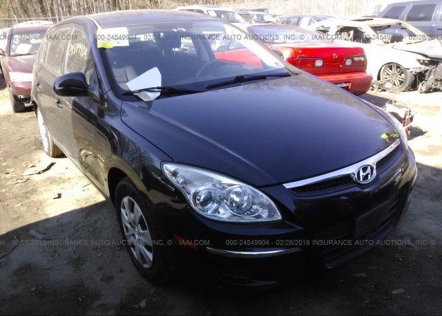 Inventory #992011813 2011 Hyundai ELANTRA TOURING