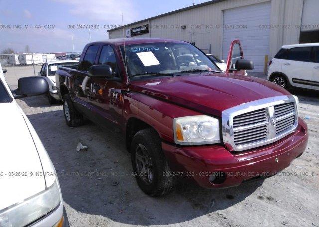Inventory #418611489 2006 Dodge DAKOTA