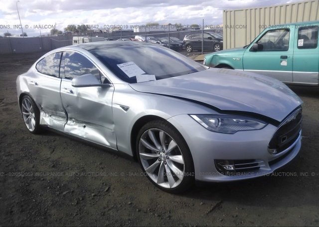 Inventory #182578637 2013 Tesla MODEL S