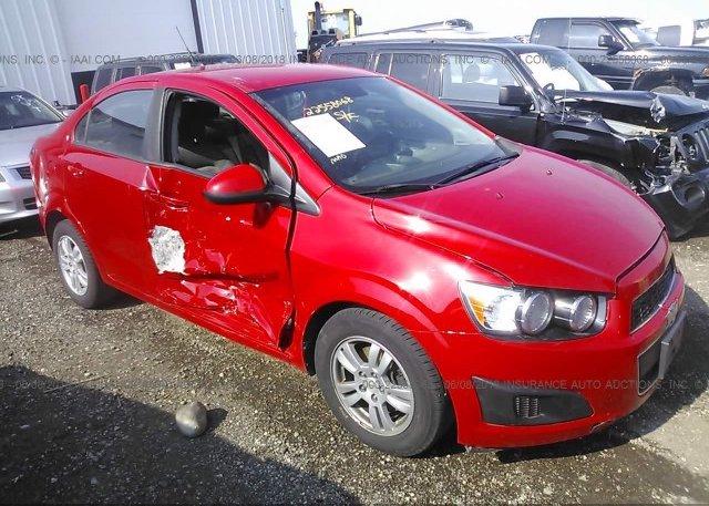 Inventory #534105824 2012 Chevrolet SONIC