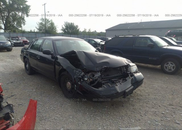 Inventory #573789504 2008 FORD CROWN VICTORIA