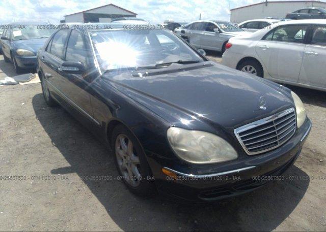 Inventory #774955329 2005 Mercedes-benz S