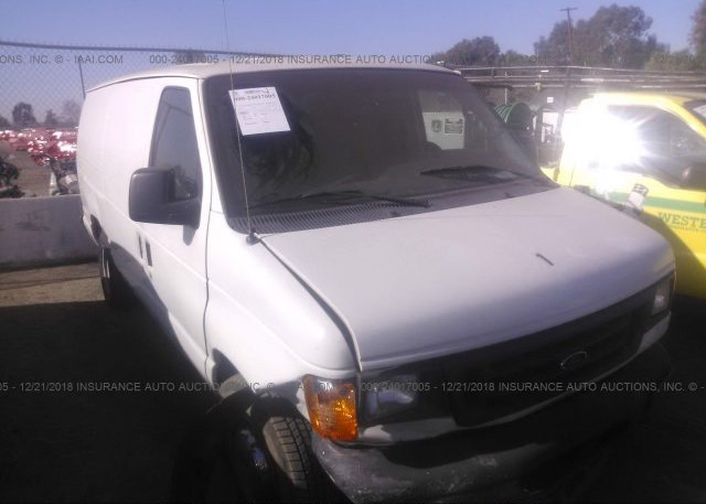 Inventory #460405361 2005 FORD ECONOLINE
