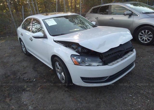 Inventory #433492635 2012 Volkswagen PASSAT