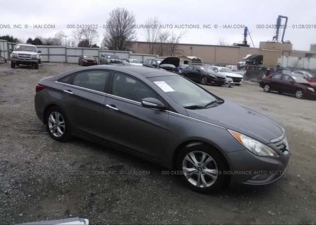 Inventory #950839645 2012 Hyundai SONATA