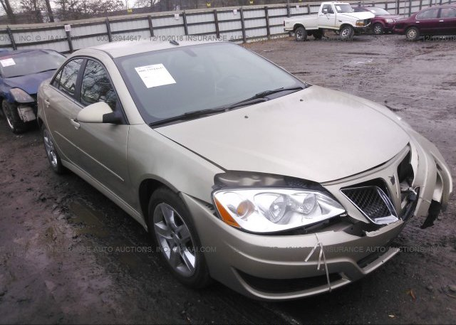 Inventory #256018894 2009 Pontiac G6