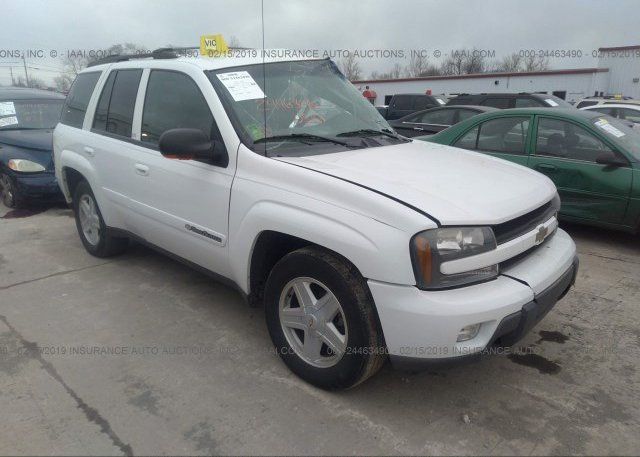 Inventory #256652909 2003 Chevrolet TRAILBLAZER