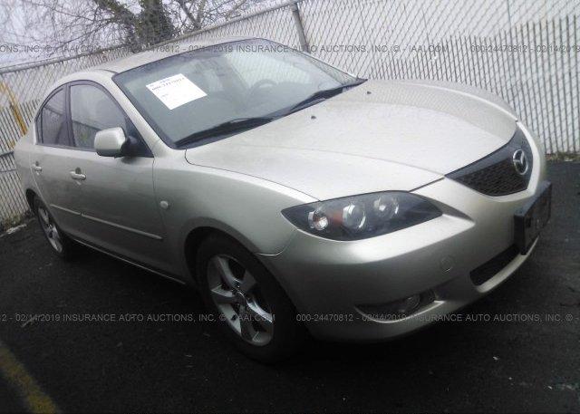 Inventory #657024905 2004 Mazda 3
