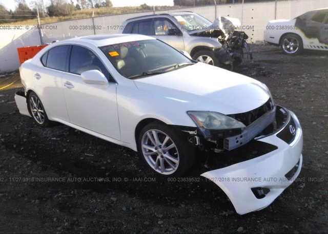 Inventory #871774324 2008 Lexus IS