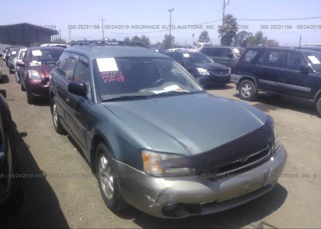 Inventory #824969630 2002 Subaru LEGACY