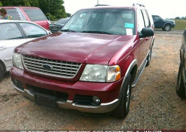 Inventory #656609025 2003 FORD EXPLORER