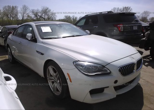 Bidding Ended On Wba6d2c53ggt65532 Salvage Bmw 640 At Kansas City