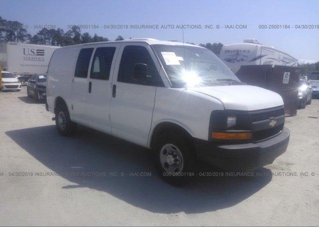 Inventory #252949529 2013 Chevrolet EXPRESS G2500