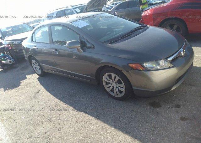 Inventory #667772903 2006 Honda CIVIC