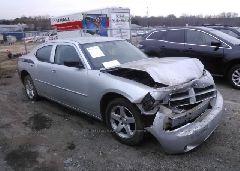 2009 Dodge CHARGER - 2B3KA43D99H615880 Left View