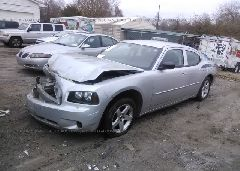 2009 Dodge CHARGER - 2B3KA43D99H615880 Right View