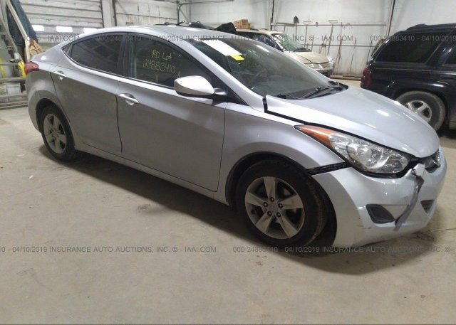 Inventory #981784236 2011 Hyundai ELANTRA