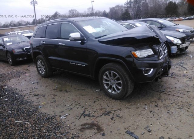 Inventory #450338949 2015 JEEP GRAND CHEROKEE