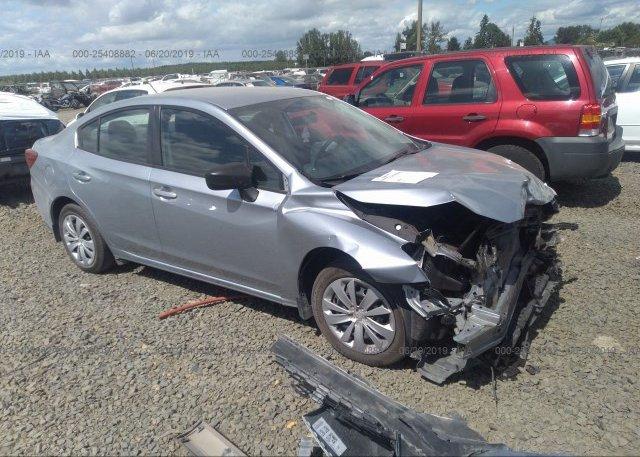 Inventory #783273495 2017 Subaru IMPREZA