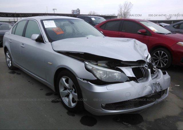 Inventory #840109976 2008 BMW 528