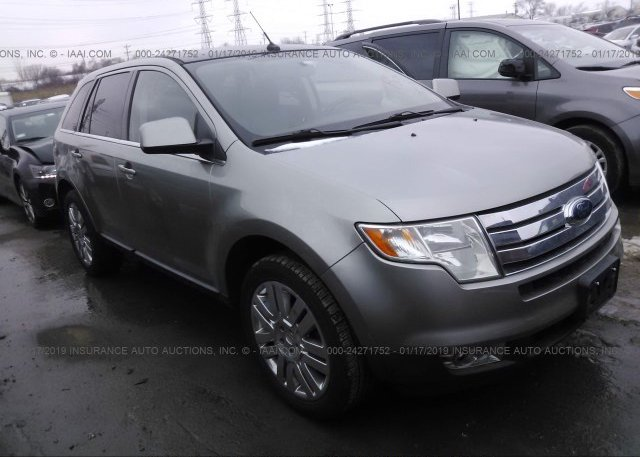 Inventory #673754870 2008 FORD EDGE