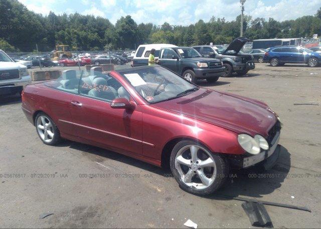 Inventory #242671309 2005 Mercedes-benz CLK
