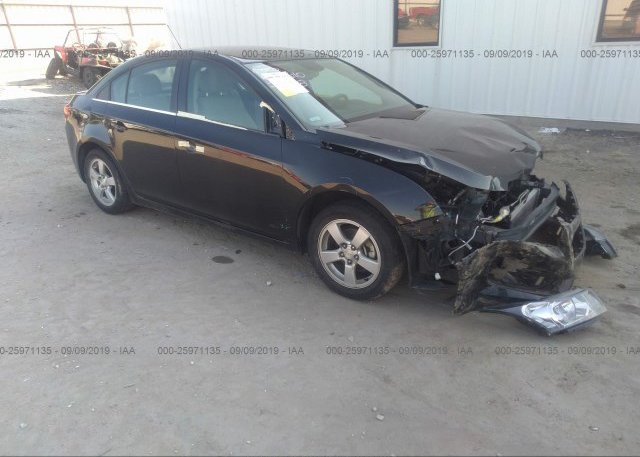 Inventory #859599835 2016 Chevrolet CRUZE LIMITED