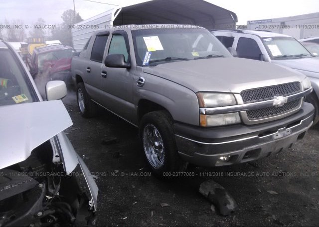 Inventory #526916783 2003 Chevrolet AVALANCHE