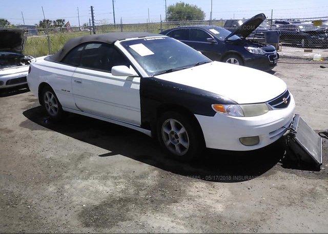 Inventory #636023868 2000 Toyota CAMRY SOLARA