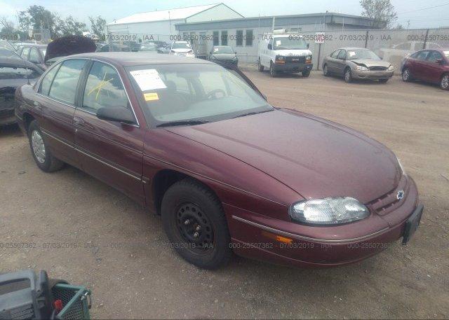 Inventory #933070854 1999 Chevrolet LUMINA