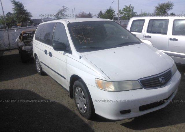 Inventory #775450878 2001 Honda ODYSSEY