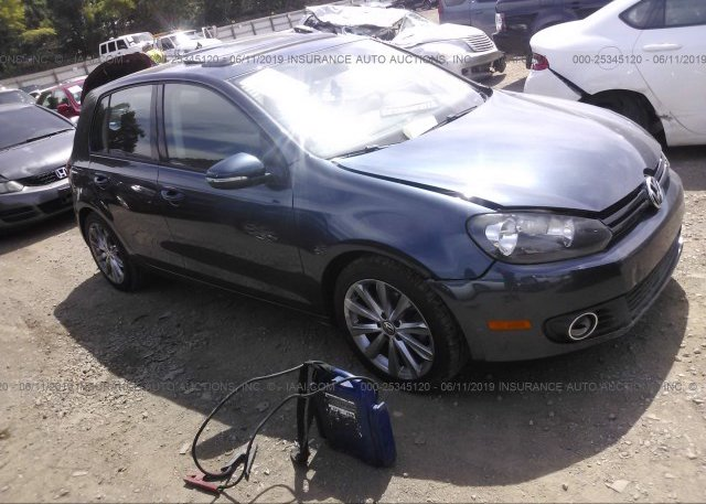 Inventory #845201604 2012 Volkswagen GOLF