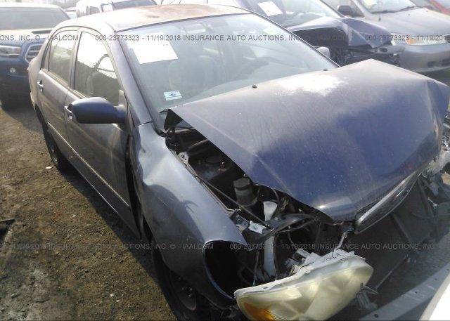 Inventory #463194174 2006 Toyota COROLLA