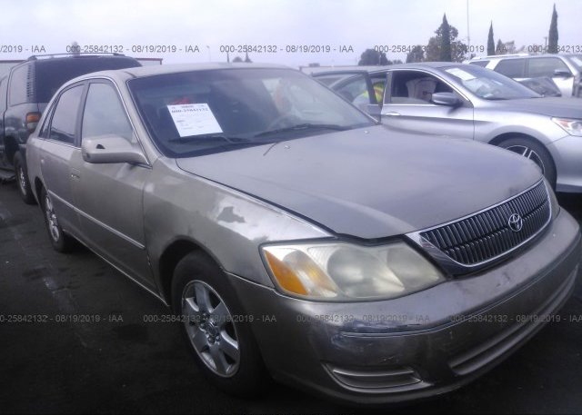 Inventory #332674083 2000 Toyota AVALON
