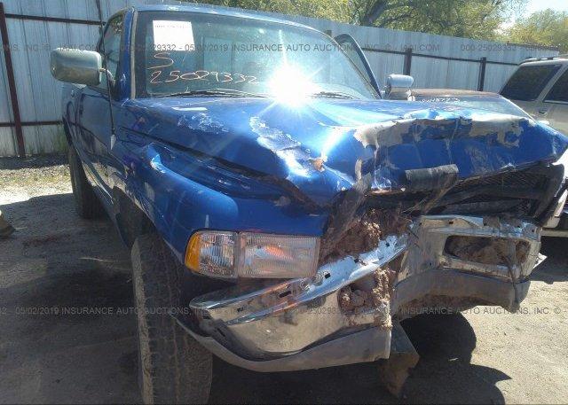 Inventory #585250526 1994 Dodge RAM 1500