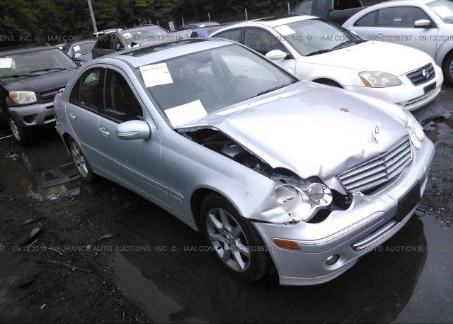 Inventory #802086758 2007 Mercedes-benz C