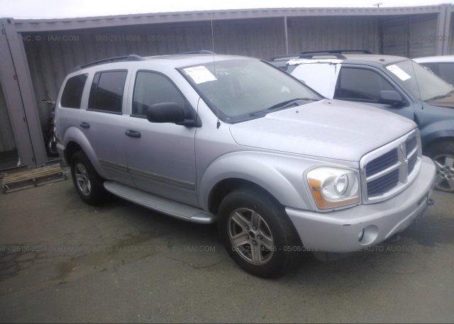 Inventory #399609664 2004 Dodge DURANGO