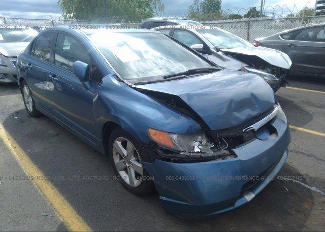Inventory #824633533 2007 Honda CIVIC