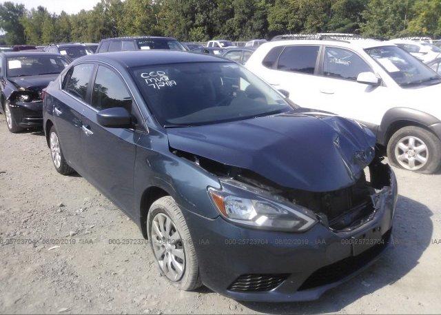 Inventory #448046302 2017 Nissan SENTRA