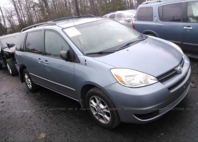 Inventory #613464543 2004 Toyota SIENNA