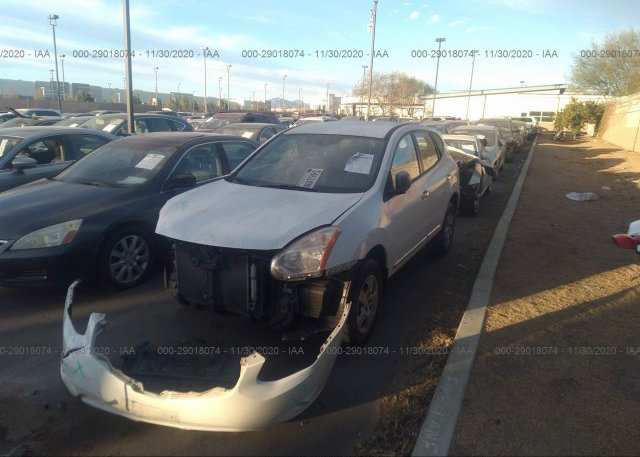 из сша 2011 NISSAN ROGUE JN8AS5MT7BW178444