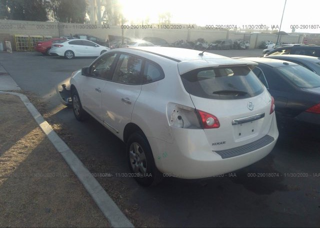 купить 2011 NISSAN ROGUE JN8AS5MT7BW178444