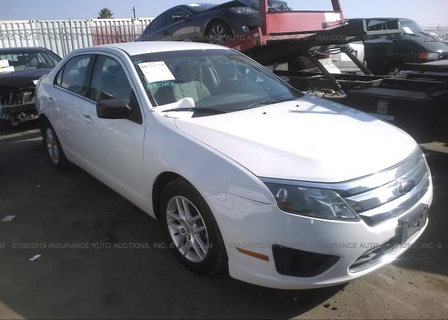 Inventory #583081048 2010 FORD FUSION