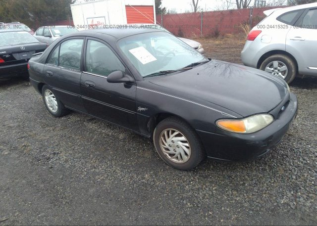 Inventory #517187419 1997 FORD ESCORT