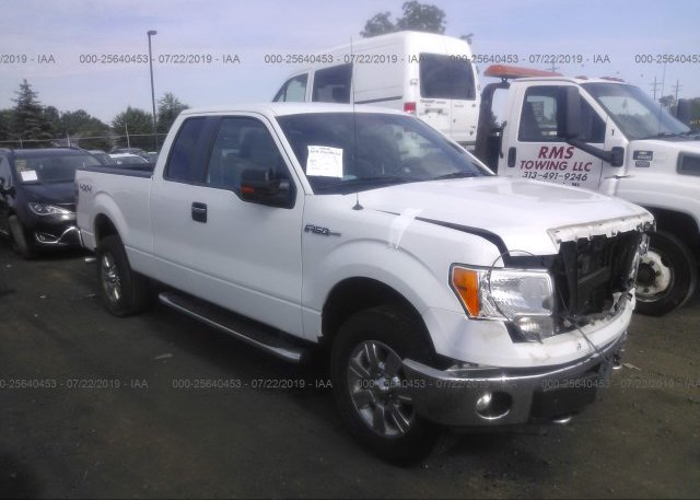 Inventory #132233045 2012 FORD F150