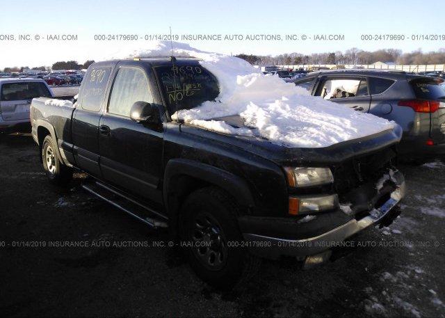 Inventory #281875909 2005 Chevrolet SILVERADO